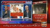 Arif Hameed Bhatti Challenges Nawaz Sharif And Maryam Nawaz