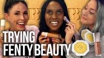 Unboxing FENTY BEAUTY by Rihanna Makeup!  (Beauty Break)