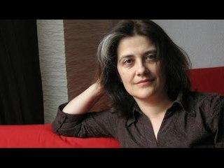 Rosa Ribas, autora de 'Miss Fifty'. 16-4-2015