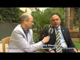 Julio Montoya, diputado de Primero Justicia. 22-4-2015