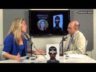Mónica G. Álvarez, autora de 'Las caras del mal'. 29-5-2015