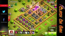 Clash Of Clans Get Rich Quick With Giant Healer Raids - Farming Lower Townhall Levels