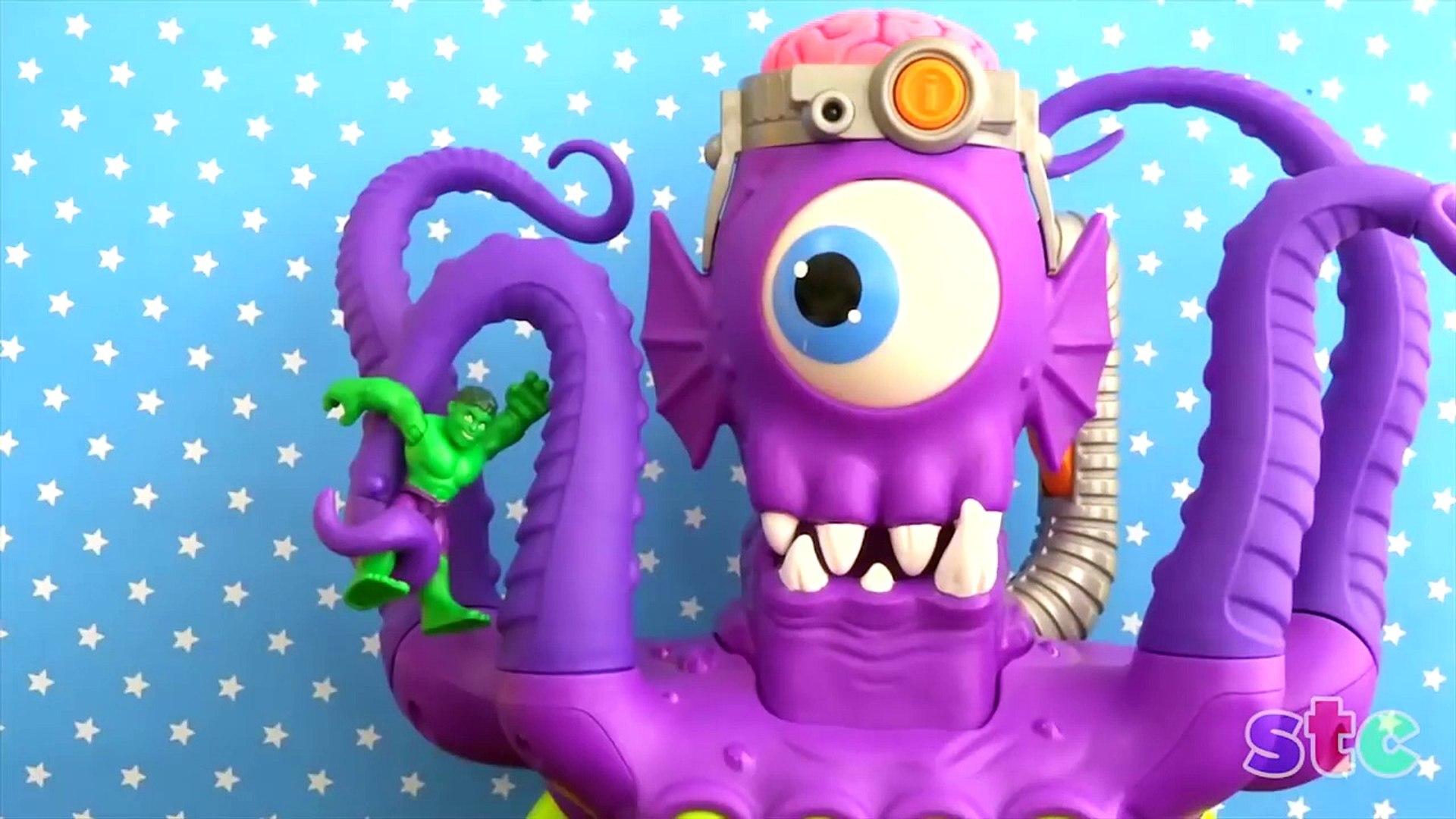 Super Hero Adventures Groot y Rocket Toy