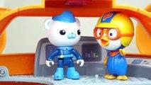 Par par jouet Explorez la ligne fertile Walnut f Pororo Pororo être sauvé de jouets muk bang Greedy jouets Anime 83 tubes TV Octonautes gup f animation