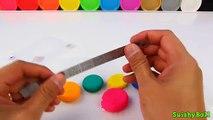 Comment à faire jouer arc en ciel jouer pâte aliments vidéo pour enfants délicieux