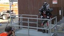 Humanoid Robots in Action - DARPA Robotics Challenge