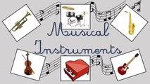 Cours italien / Inglese 8 instruments de musique instruments de musique