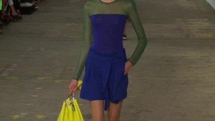 Hugo Boss Women | Spring Summer 2017 | New York Fashion Week