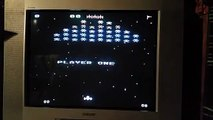 Atari 5200 Galaxian gameplay