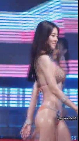 [후방주의] 조회수 TOP5 서리나 비키니 모음 Bikini fancam compilation   레전드 직캠