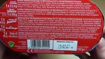 Kinder Chocolate Bunny KINDER EASTER EGG Special BUNNY Fun Box - KINDER BLUE PLUSH TOY -3S