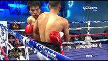 Ramon Matias Lovera vs Matias Alberto Reinoso (05-08-2017) Full Fight