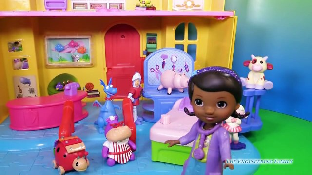 DOC MCSTUFFINS Disney Junoir Doc McStuffins the Eye Doctor Doc McStuffins Video