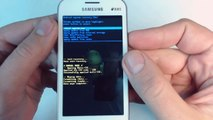 How To Remove Pattern/Password Lock from Samsung Galaxy Y