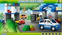 Dessin animé fourrure bagger enfants film allemand enfants de train lego duplo, films pour enfants pour les enfants