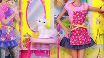 Et gelé câlins Pennsylvanie animal de compagnie Princesse styliste mousse de savon Alltoycollector elsa anna barbie salon disney