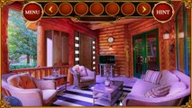 Knf Winter Wooden House Escape Walkthrough видео Dailymotion