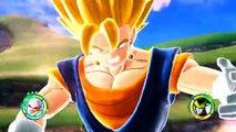 DragonBall RB2 - Super Saiyan God Super Saiyan Goku Vs Super Saiyan God Super Saiyan Veget
