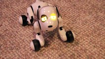 Zoomer The Interive Robotic Pet. Hands-On Review of The Zoomer Dog From Spin Master