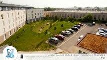 Location logement étudiant - Cergy - Studéa Cergy Université 2