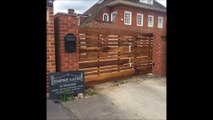 Automatic Electric Gates Oxford UK Home Business Security - Empire Gates