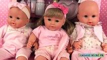 Poupée Corolle Baby Doll Mon bébé Classique Blondinette Coffret de bébé Cerise Accessoires