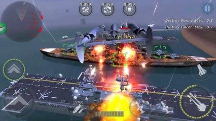 Gunship Battle [Update] New P38 Lightning Fighter Aircraft - Tier 6