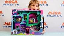 Pet Shop Playset / Kawiarenka Zwierzaków Pet Shop - Littlest Pet Shop - Hasbro