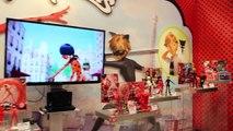 MIRACULOUS LADYBUG & CAT NOIR Dolls & Toys Ladybug Anime Toy Fair 2016 Bandai