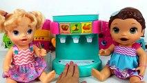 Vivant bébé et et pour vert comment faire dautres poupées de pommes de jus de fraise