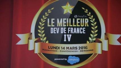 MDF16 - Le Meilleur Dev de France 2