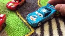 Des voitures saut foudre orage cascade jouets Disney 3 mcqueen jackson moulé sous pression