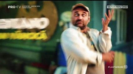 Las Fierbinti sezonul 12 episodul 2 - 14 Septembrie 2017