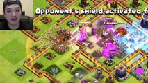 Clash Of Clans - IMMORTAL PEKKA TROLL BASE!! - THEY CANT BE