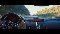 De 0 à 400km/h en 42s... Record de vitesse battu par la Bugatti Chiron