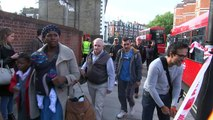 Eyewitnesses describe chaos at Parsons Green tube