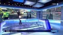Une explosion dans le métro de Londres fait plusieurs blessés