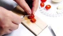 Pocket Cooking - Creamy Tomato Pasta Mini Food