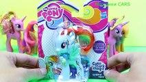 Май Литл Пони My Little Pony Пони Радуга. Обзор на русском Пони игрушки