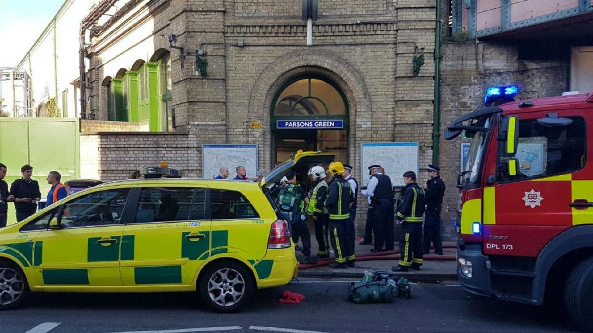 Robbanás történt a londoni metróban, a Parsons Green állomásnál, egy ember megsérült