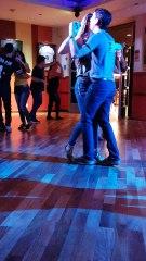 Kizomba, otro baile africano pero sensual. Profesores del Norcenter de Martinez, Buenos Aires