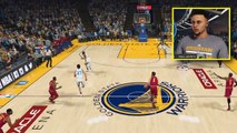 Stephen Curry Plays NBA 2K18 & Breaks LEBRON JAMES ANKLES PARODY GAMEPLAY (IF CURRY PLAYED NBA 2K18)