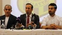 """Adil Gevrek: """"Ertuğrul Sağlam Olabilirsin, Burası da Malatyaspor"""" -2-"""