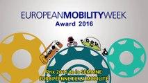 Lisbonne et Malmö, prix 2016 de la semaine européenne de la mobilité