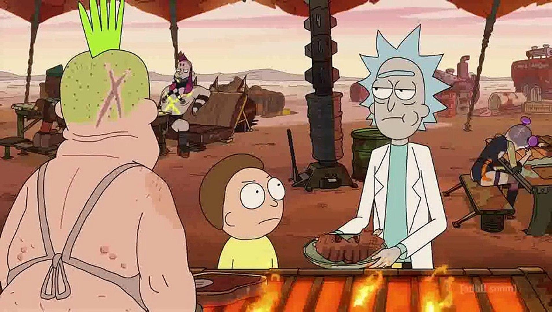 Rick nd Morty Season 3 Episode 2