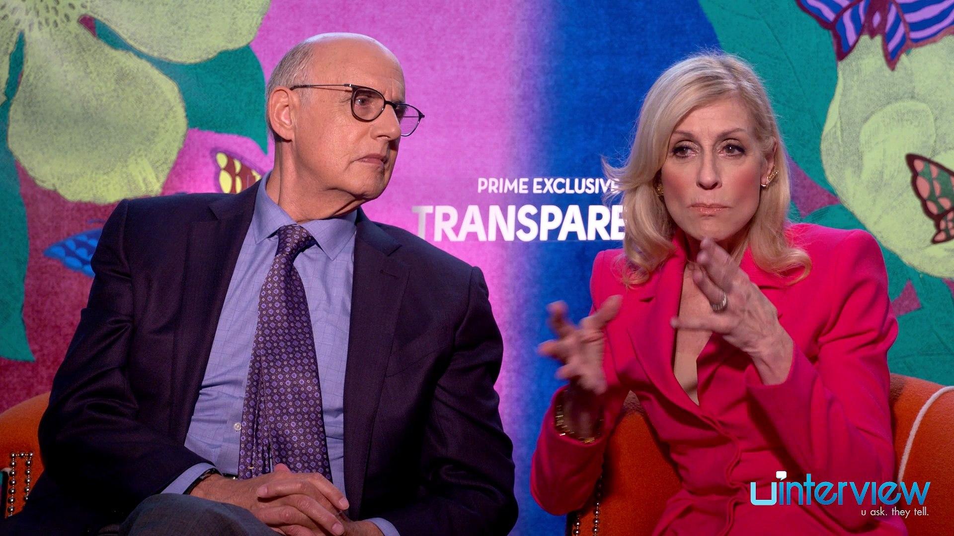 Jeffrey Tambor & Judith Light On 'Transparent' Season 4