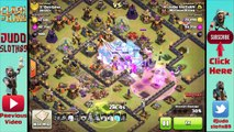 Clash of Clans | Mass Witch and Mass Dragon - TH10 War Attacks - Clash of Clans Strategy