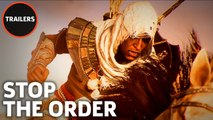Assassin's Creed Origins - Order of the Ancients Trailer