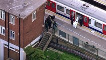 Met Police say 18 injured in suspected terror attack on tube