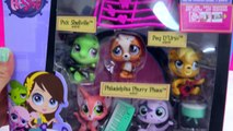 Shopkins Happy Places Shoppies Dolls Go To Playmobil Concert - Band Stage Playse
